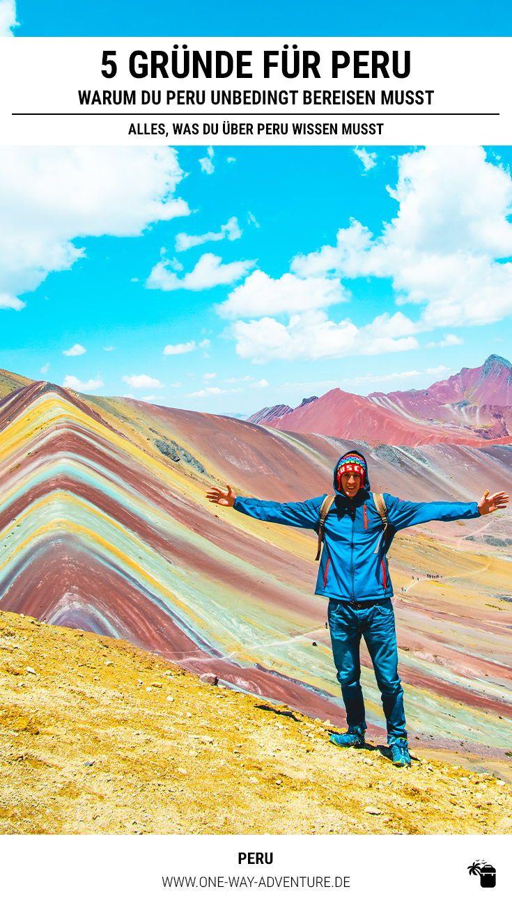One Way Adventure Reiseblog Tipps Abenteuer Mehr Peru Urlaub Reisen Peru Reisen