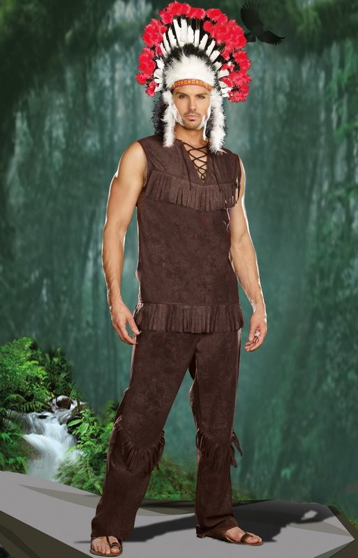 mens indian costumes indian chief costumes mens halloween costume couples halloween costumes - Mens Couple Halloween Costumes