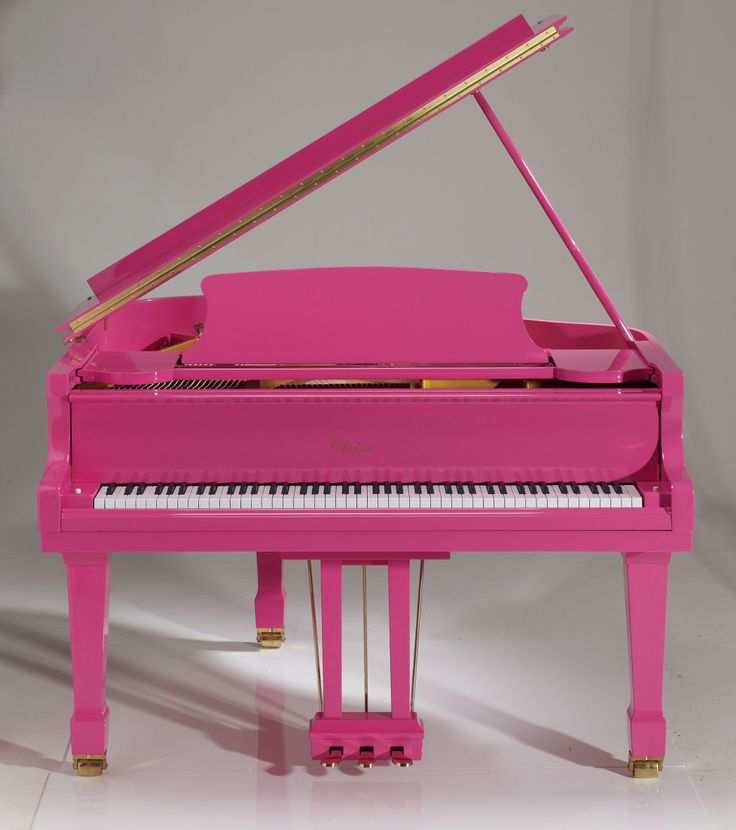 7 best Pink Piano images on Pinterest | Painted pianos, Musical ...
