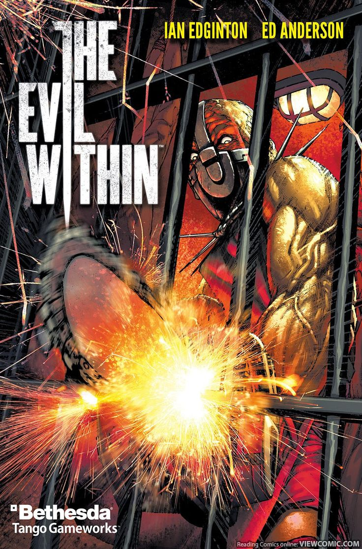 The Evil Within | Viewcomic reading comics online for free