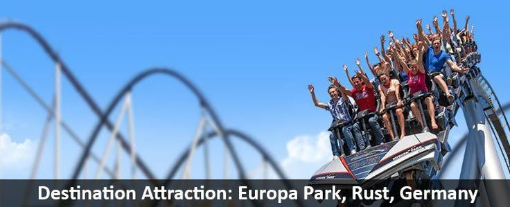 Destination Attraction: Europa Park, Rust, Germany - https://traveloni.com/blog/destination-attraction-europa-park-rust-germany/ #destinationattraction #europe #germany #amusementparks