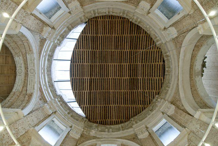 HIC Arquitectura » J.L. Linazasoro > 2004. Centro Cultural Escuelas Pías en Lavapiés, Madrid