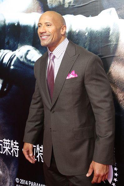 Dwayne Johnson Photos: Hercules Beijing Premiere