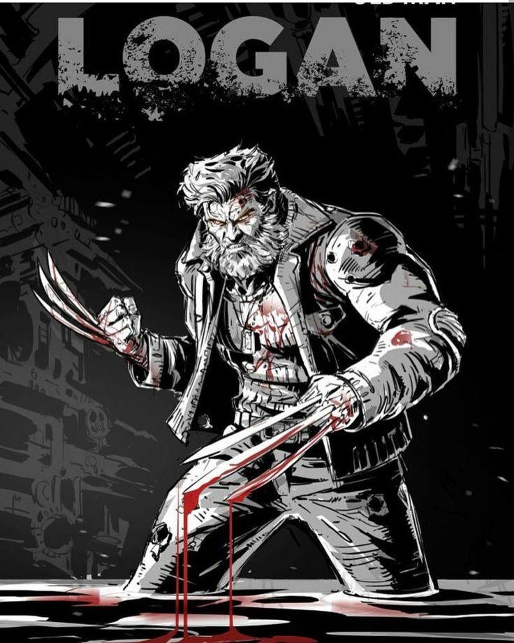 Old Wolverine (art)