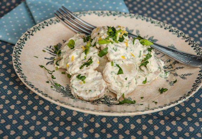 23 majonézes saláta akár az ünnepi asztalra is