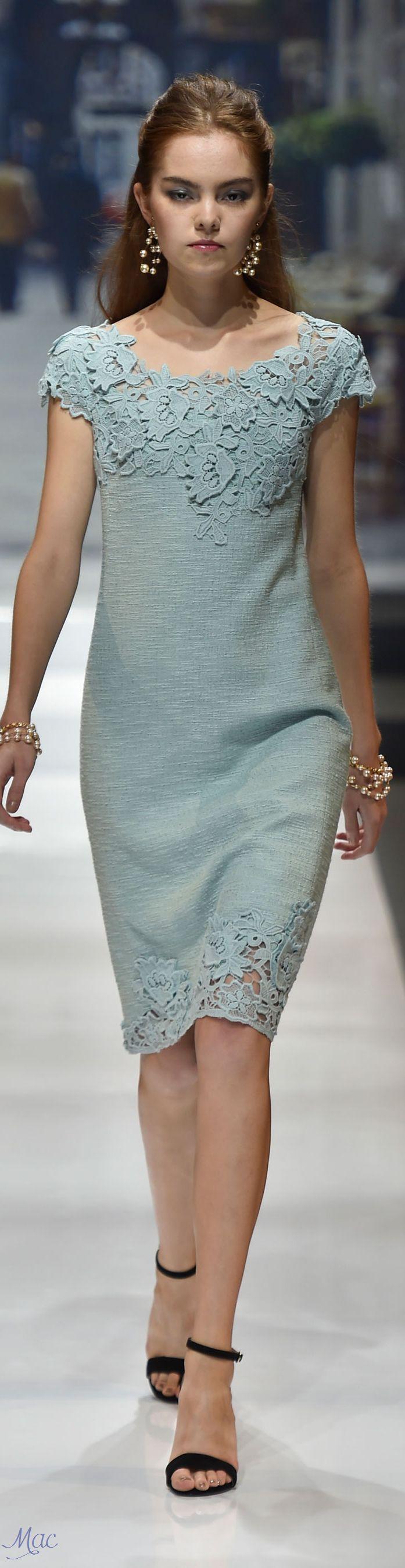 #Farbbberatung #Stilberatung #Farbenreich mit www.farben-reich.com Spring 2017 Ready-to-Wear Yuki Torii International