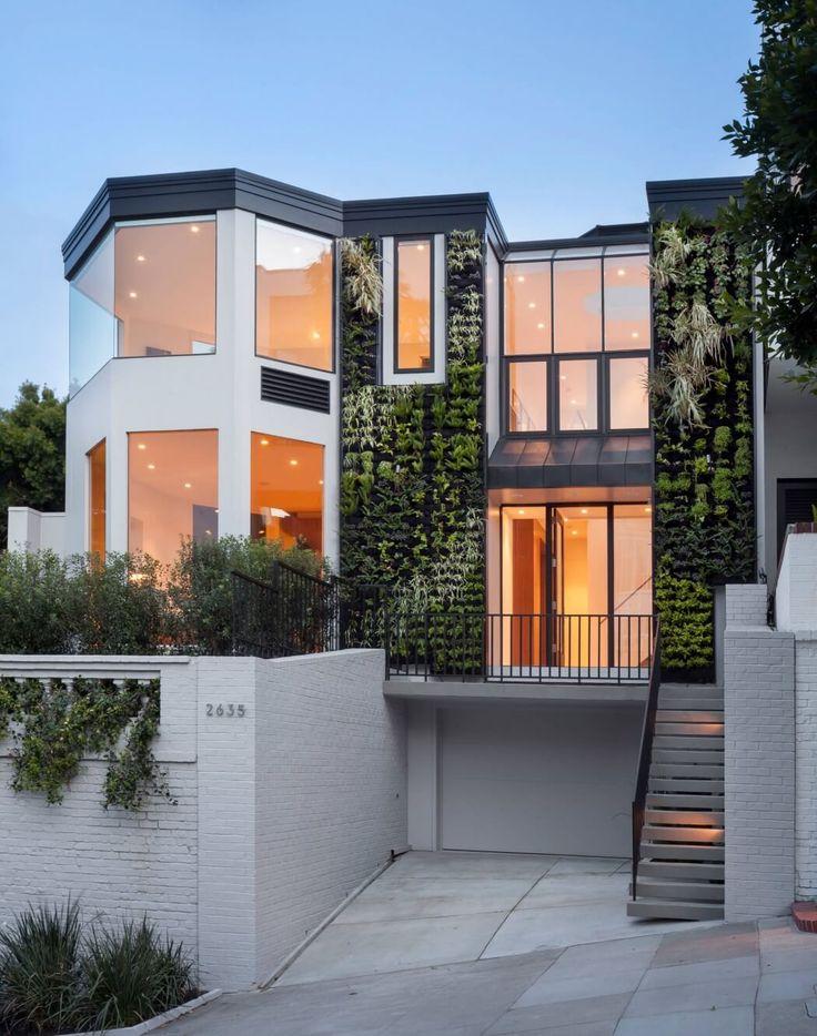Home In San Francisco By Green Couch Interior Design. Contemporary  ArchitectureInterior ...