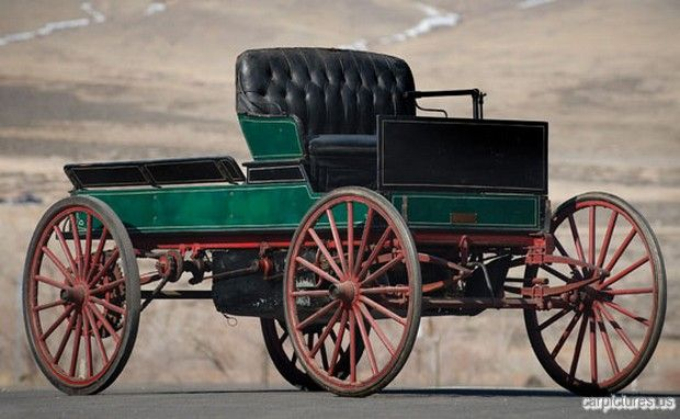 1910 Sears Delivery Truck