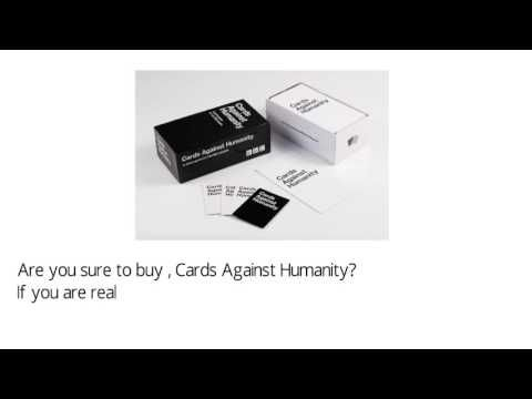 Where To Buy Cards Against Humanity   Cards Against Humanity Where To Buy