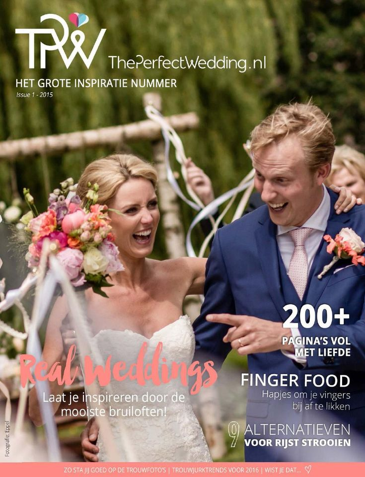 #ipadmagazine #theperfectwedding #work #redactie