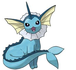 Vaporeon - Water Pokemon