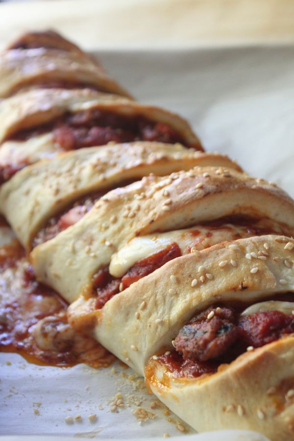 Pizza Stromboli | Pizza Pizza | Pinterest