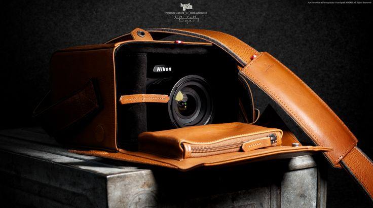 Frame1 Camera Bag / Heritage: Hardgraft, Vintage Camera, Frame1 Camera, Hard Grafting, Dslr Bags, Camera Bags,  Polaroid Land Camera, Grafting Frame1, Slr Camera