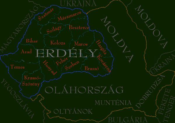 Utazások Erdélyben