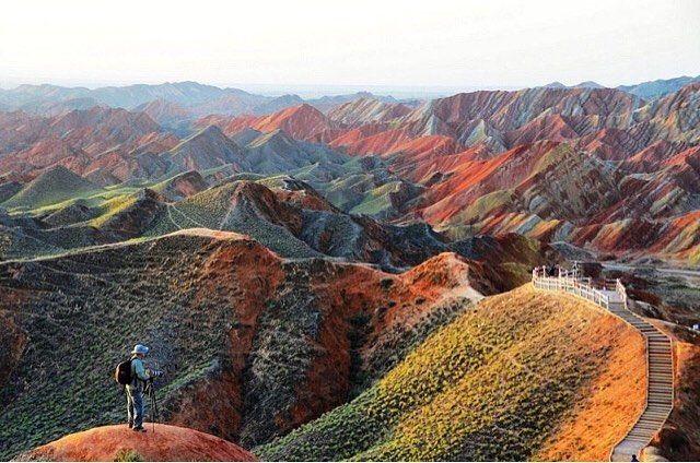 Dhangzhangye China