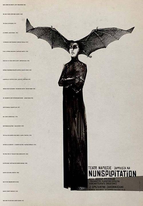 Nunsploitation Films, Polish Poster