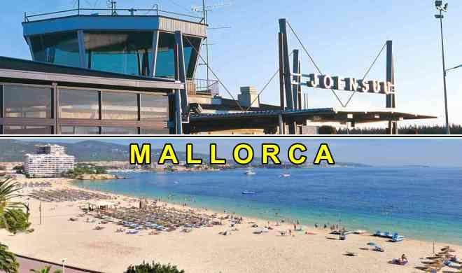 Joensuusta Mallorcalle