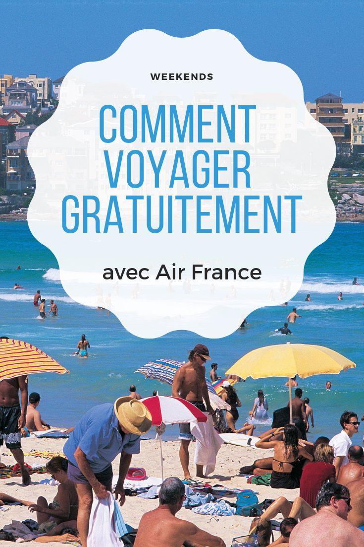 Comment ne pas payer ces billets d'avion Air France KLM
