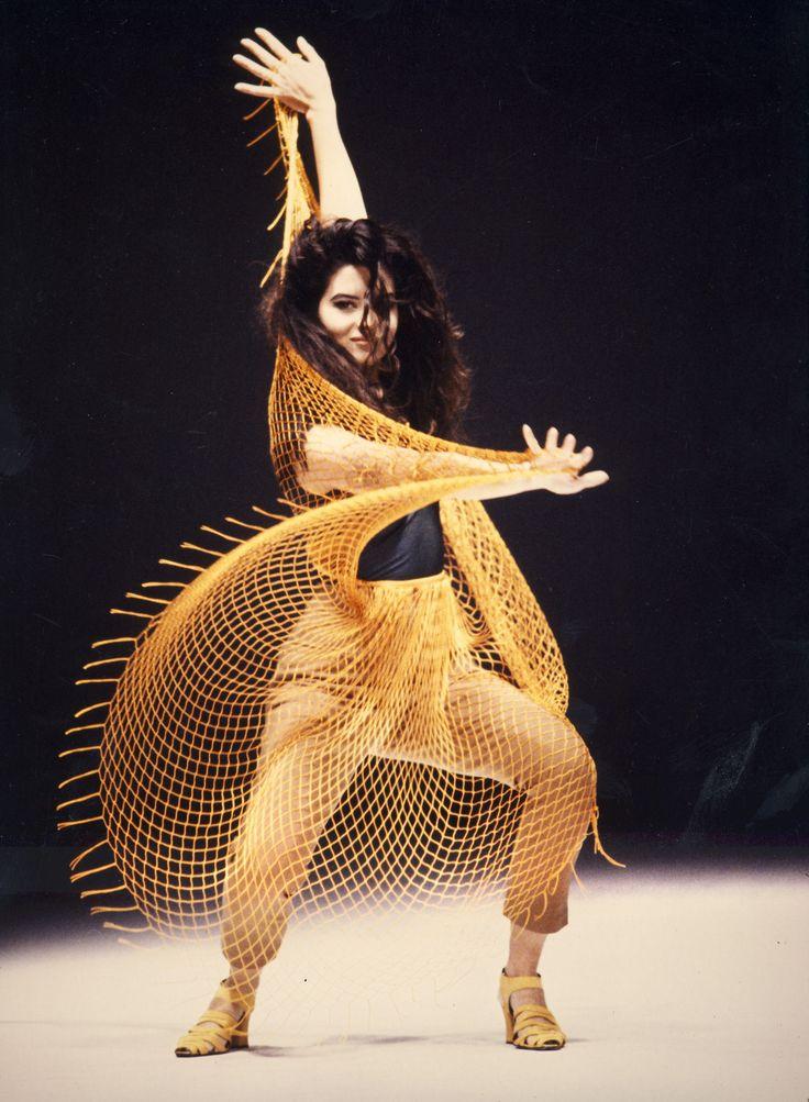 show Ana Salazar