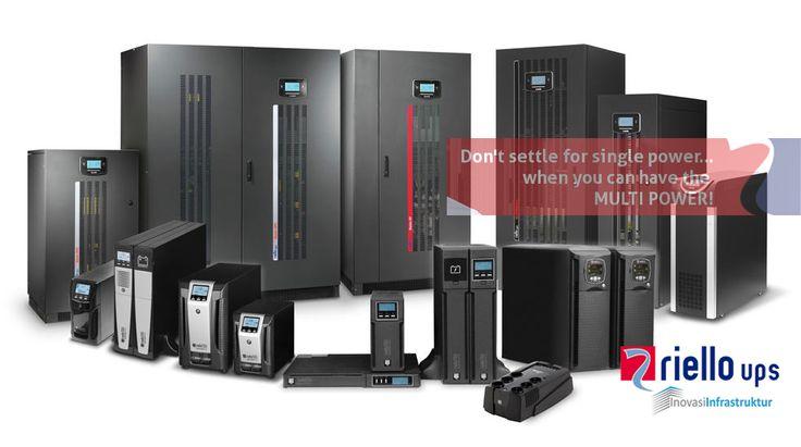Riello UPS Product - Inovasi Jakarta