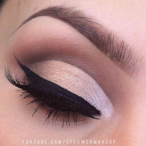 Classic pinup makeup