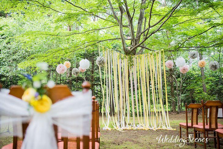 新緑の一番綺麗な時期の軽井沢でガーデンウェディングをしませんか?   ハワイウェディング・プランナー小林直子の欧米スタイル結婚式ブログ