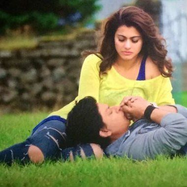 KAJOL and SRK, Dilwale