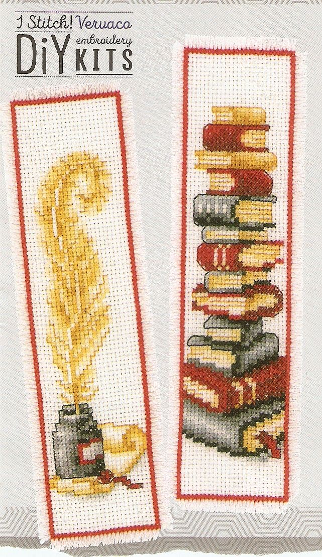 Quill And Stack Of Books Cross Stitch Patterns Cross Stitch