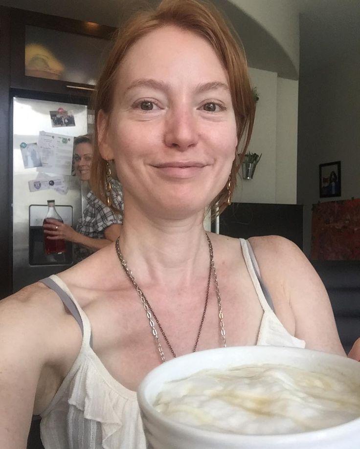 Alicia Witt IG Selfie