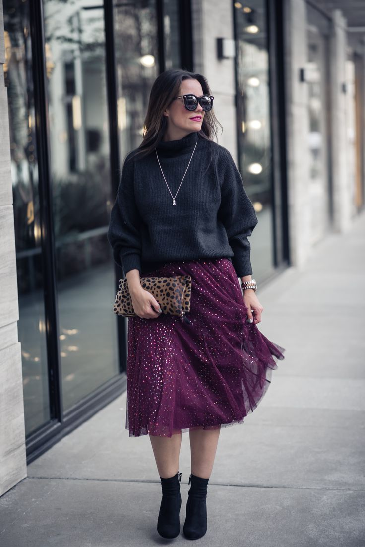 a little bit of glam | TheStyledFox.com - a Houston Fashion Blog by @_anna_english