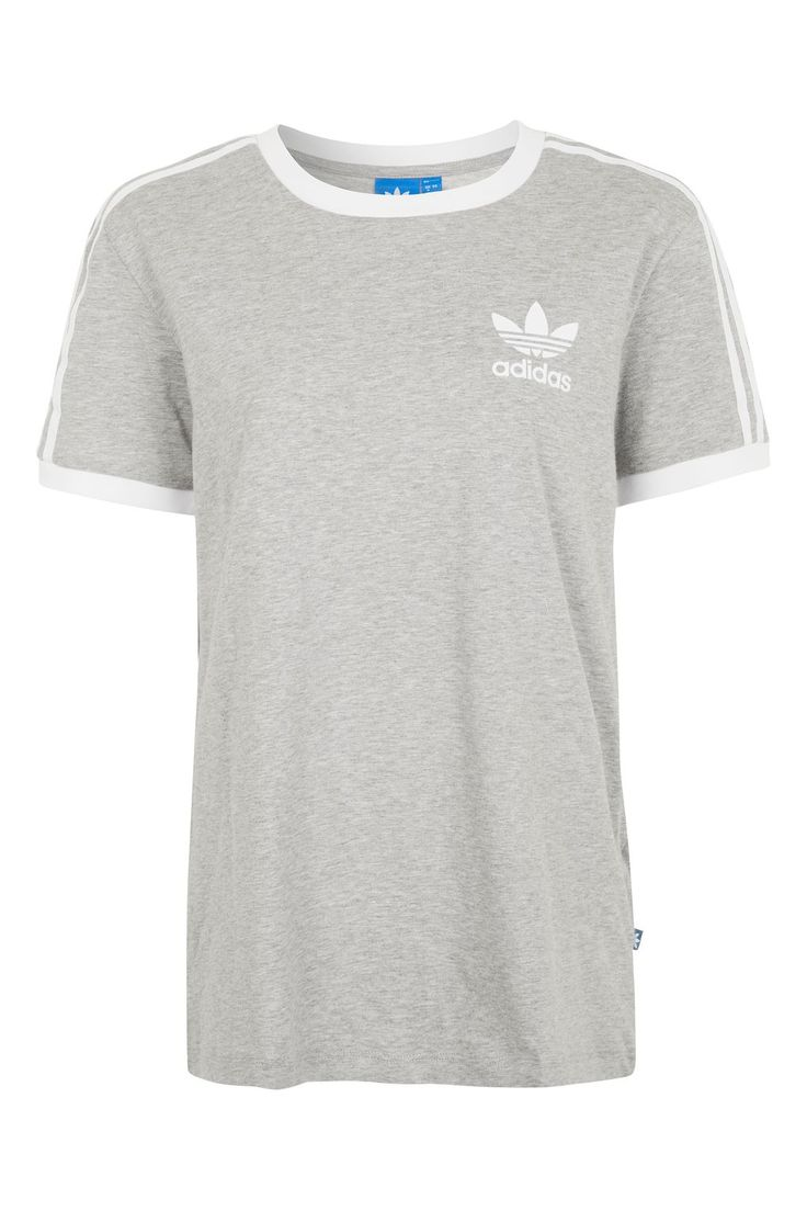 California T-Shirt by Adidas Originals - New In This Week - New In - Topshop