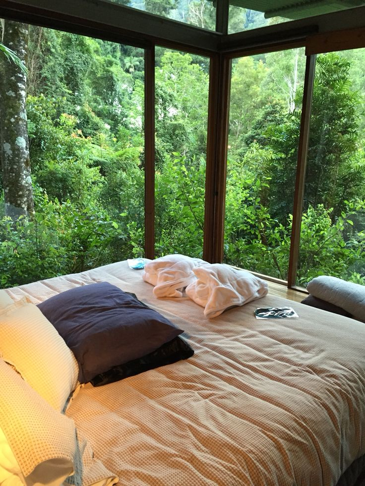"Magical place to stay ""Crystal Creek Rainforest retreat "" Murwillimbah NSW Aust"