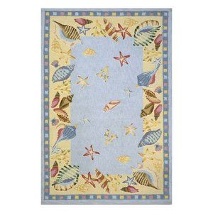 Find This Pin And More On Beach Themed Area Rugs By Floorswithdecor.