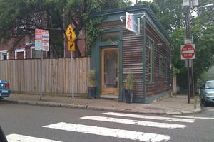 O'Reilly Spite House in Cambridge Massachusetts