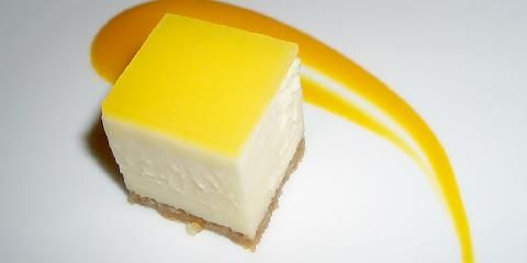Fridtjof Nilsens ostekake-hemmelighet - Ostekaken med bare naturlige, ekte ingredienser!