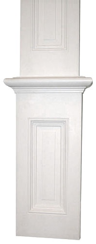 Pilasters - Quality Paneled and Fluted Pilasters