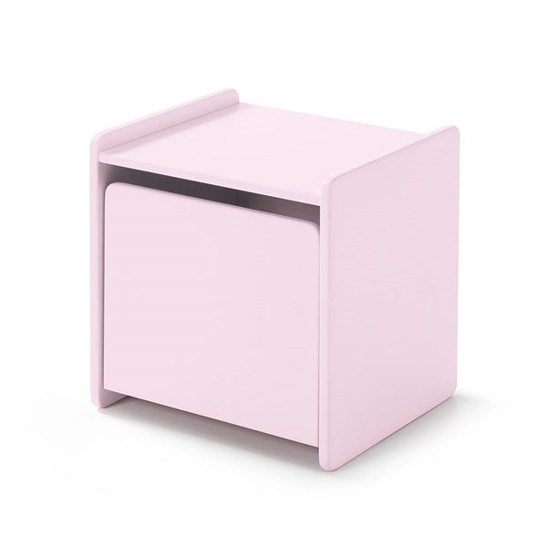Kiddy Bedside Table In Old Pink Kids Bedside Table Cheap