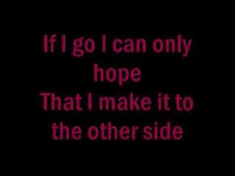 Three Days Grace- Get Out Alive (lyrics)