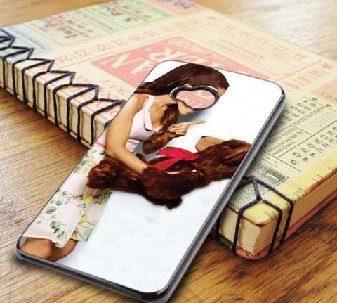 Ariana Grande Bear Cute HTC One M7 Case
