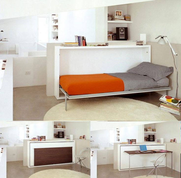 37 Creative  Unbelievable Space Saving Furniture Pieces  Pouted Online Magazine  Latest Design Trends Creative Decorating Ideas Stylish Interior Designs  Gift Ideas