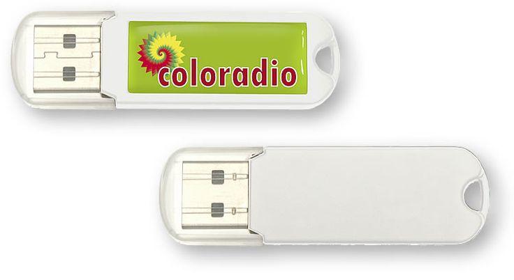 Voordelige maar betrouwbare USB stick - Wilt u graag USB sticks inzetten om uw organisatie te promoten, maar heeft u een beperkt budget? Kies dan voor de Spectra USB stick! Deze USB stick met kunststof behuizing en rubber finish is verkrijgbaar in maar liefst 9 trendy kleuren. Er kan ook gekozen worden voor twee verschillende kleuren, voor de boven- en onderkant. De USB stick wordt aan beide zijden bedrukt met een krasvaste full color print en afgewerkt met glanzende acryllaag.