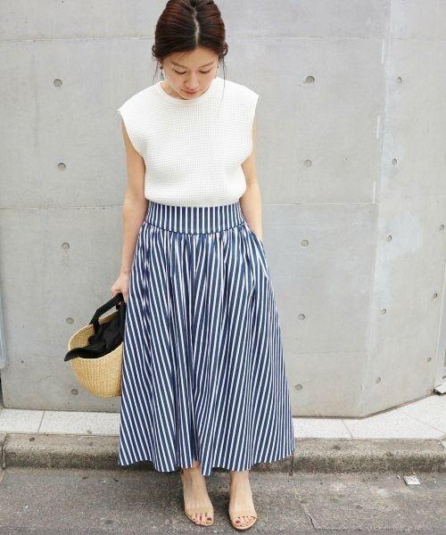 かっちり服から遊び服までIENAで早めの夏スタイルをチェック - Yahoo! BEAUTY