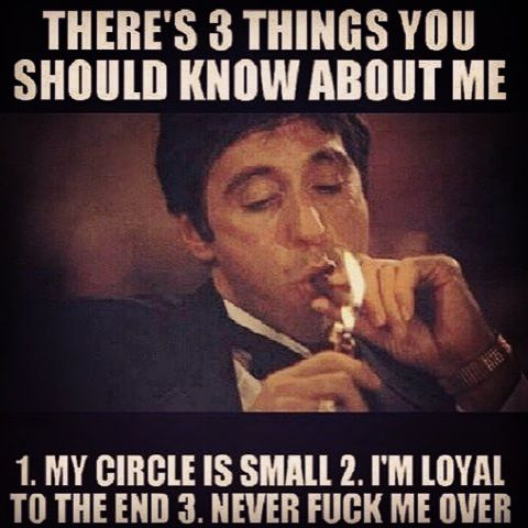 The godfather quote
