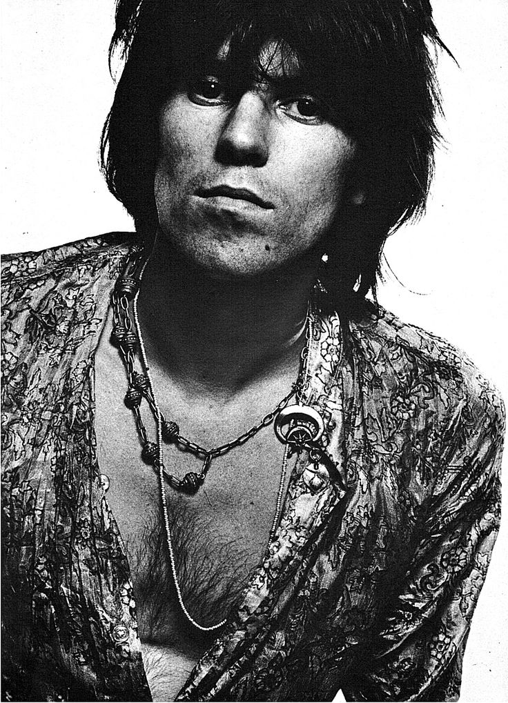 Keith Richards (born 18 December 1943) is an English musician, singer, songwriter and founding member of the English rock band the Rolling Stones.