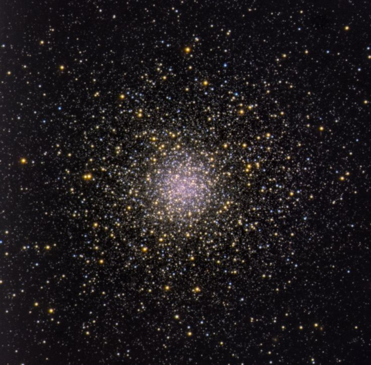 "the-telescope-times: ""  Solved: One of the mysteries of globular clusters A study shows that the most massive stars in the last stages of their lives are those which contaminate the interstellar medium with new chemical elements, giving rise to..."