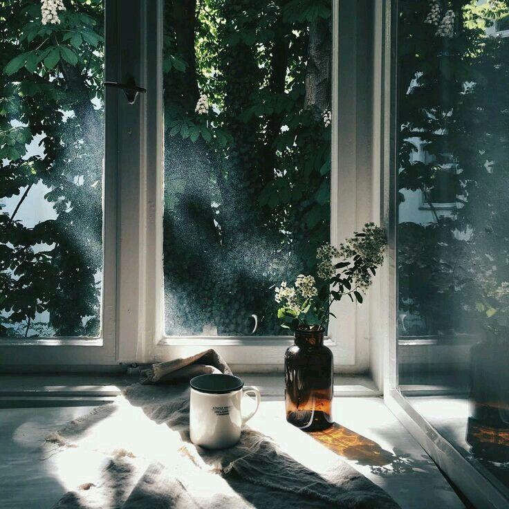 Chill morning.