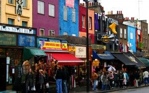 Travel in London- Camden