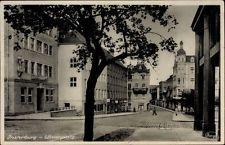 Ak Tschernjachowsk Insterburg Ostpreußen, Ulmenplatz, Kreissparkasse - 1513941
