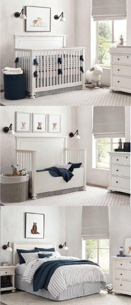 crib today. bed tomorrow. #rhbabyandchild #fallinlove