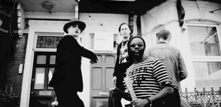 The Libertines reveal details of Hotel/studio in Margate